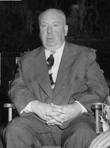 Alfred Hitchcok. The filming of Dial 'M' for Murder